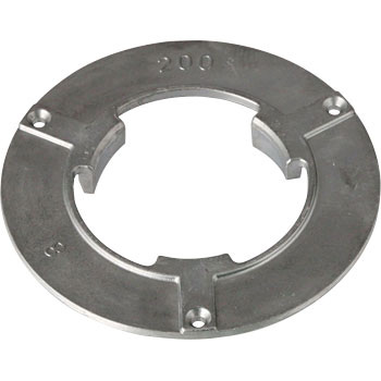 Polisher Equipment Plate