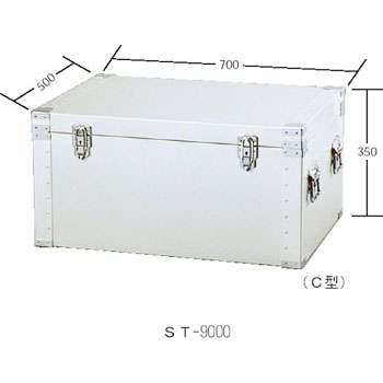 Aluminum trunk (C type)