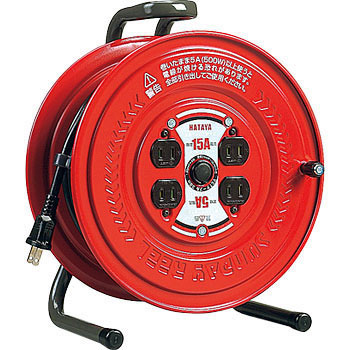 SUNDAY Outlet Cord Reel Standard
