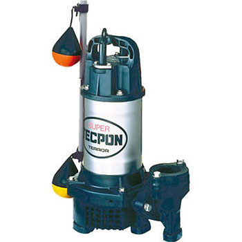 Sludge Submersible Pump, Light Resin