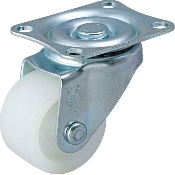 Sg Type Swivel Caster, Nylon Wheels , Double Bearing