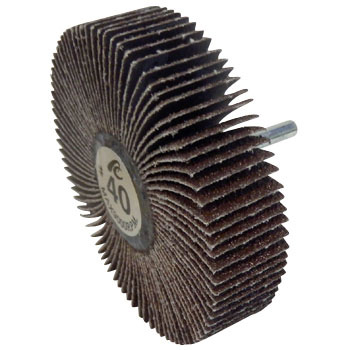 Flap Wheel D100xW25mm