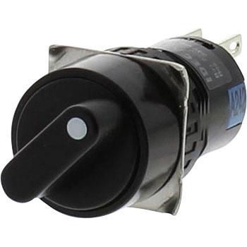 phi16 A6 Series Selector Switch, As6M Type/Round