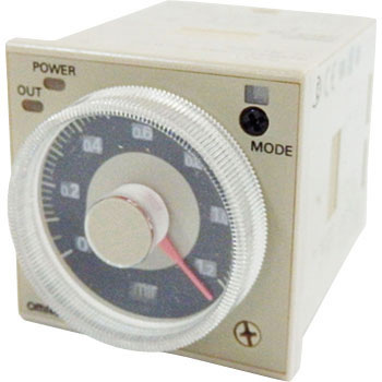 Solid-State Timer H3CR-A