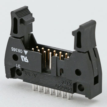 Flat Cable Connector, General TypeXg4 Mil Type With A Long Lock