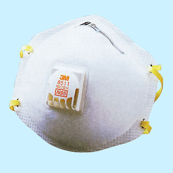 Dust Mask No.8511-DS2