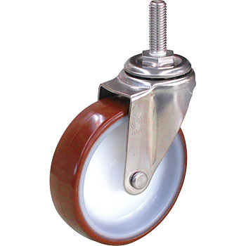 Screw-In Swivel Caster
