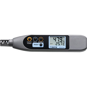 Pen Type Thermohygrometer
