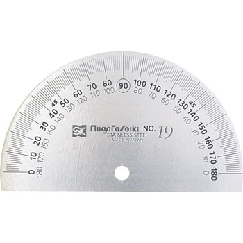 Protractor No.192 90mm
