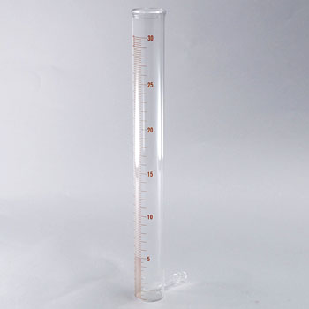 Color Comparison Tube For 1000mm Fine Transparency Meter, Without Transparency Meter