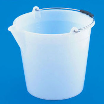 Bucket with Scale, HDPE