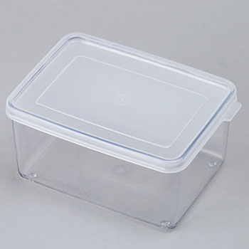Square Sample Container