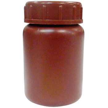 Wide Mouth Jars, Brown