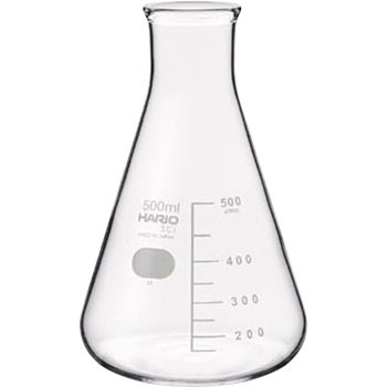Flasks, Erlenmeyer, narrow mouth