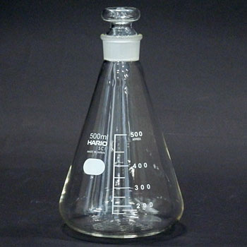 Flasks, Erlenmeyer, TS stopper
