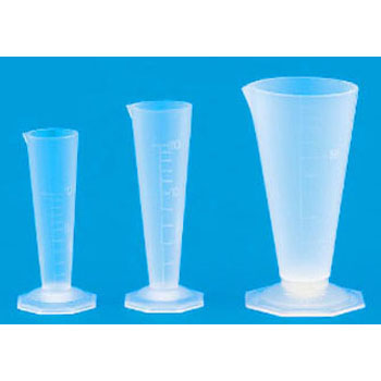 PP Meter Glass Cone