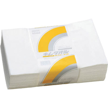 Strong Layered Towel White