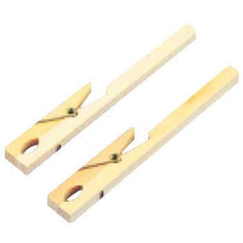 10pcs Wooden Test Tube Holders