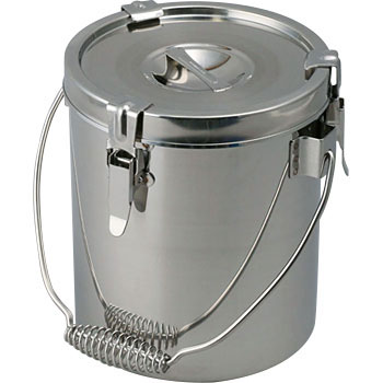 18-8 SUS304 Airtight Can With Handle