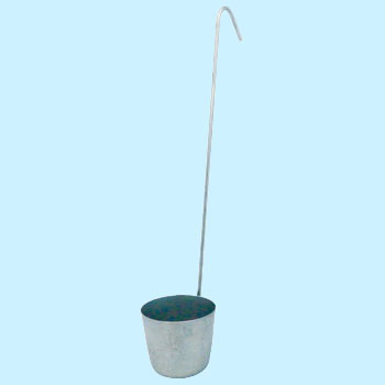 Mini Ladle - Round Handle - Stainless Steel