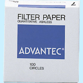 Circular Fixed-Quantity Filter-Paper No.6
