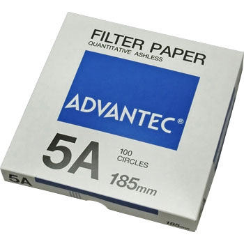 Circular Fixed-Quantity Filter-Paper No.5A