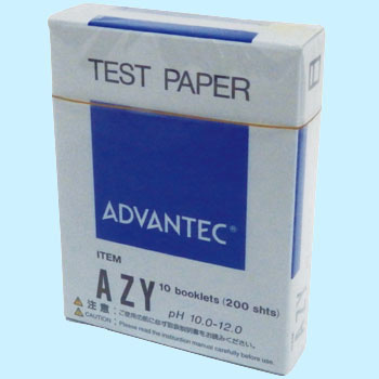 pH Test Paper Book Type
