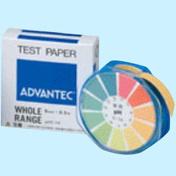 pH Test Paper Roll Type