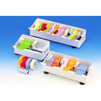 Multiple tape dispensers