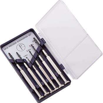 Precision Driver Set, Mini 6pcs