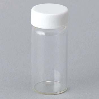 Screw Cap Vial, Clear