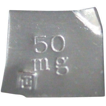 Scale Weight 50mg
