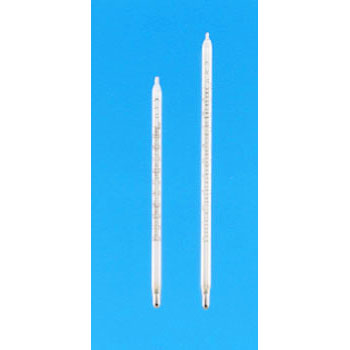 Mercury Rod Shaped Thermometer