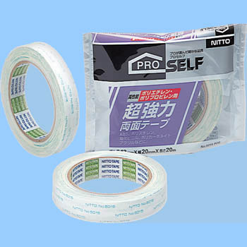 Super Strong Double-Sided Tape No.5015 For Polyethylene Polypropylene