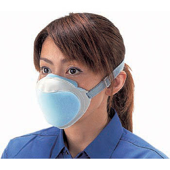 Dust and Deodorize Mask, Dust Shut