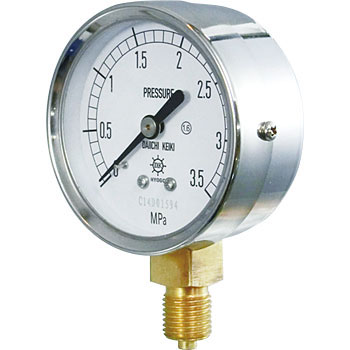 Pressure Gauge, All Purpose