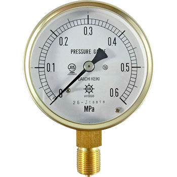 General Purpose Pressure Gauge