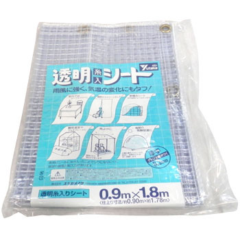 Transparent Thread Sheet