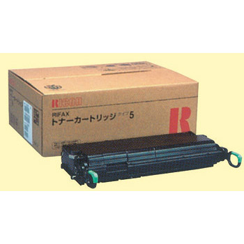 Ricoh RIFAX Toner Cartridge Type 5