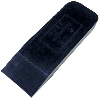 Double Edged Rubber Spatula, for Sheet Metal,