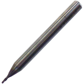 Two-sheet of blades MSTAR end mill (M)