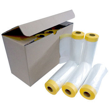 Calcium Carbonate Paint Masking Film