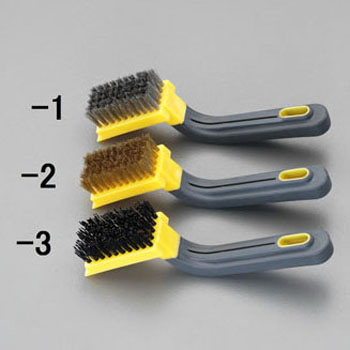 Scratch Nylon Brush, 180mm 5 Rows