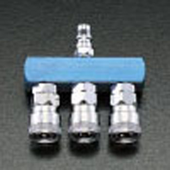 Triple Air Coupling