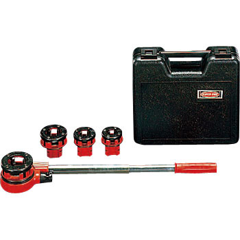 Ratcheting Threader Set