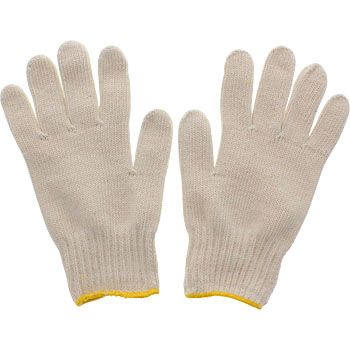 Thick Pure Cotton Work Gloves