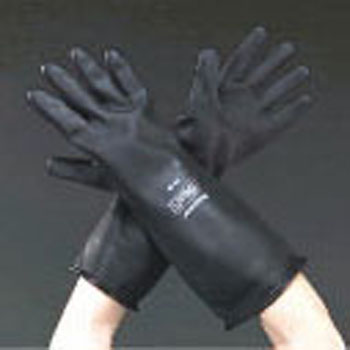Neoprene Gloves L, For Chemicals