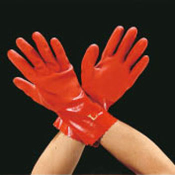 Oil-Resistant Acid-Resistant Plastic Gloves