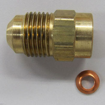 1/2 inches -5/8 inches, Flare Adapter