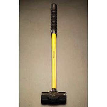 5.4Kg Fiberglass Handle Large Hammer